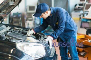 слесарь по ремонту автомобилей, система автосервиса