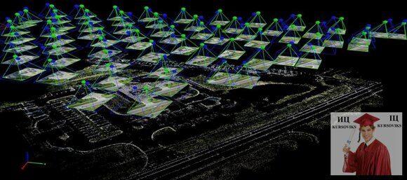 основы наземной фотограмметрической съемки