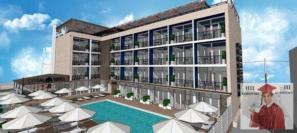 проектирование объектов гостинично-ресторанного хозяйства