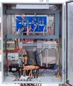 система мониторинга, оборудование