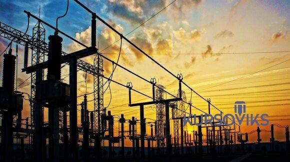 управление электроэнергетических систем