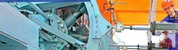 решение динамических задач для металлургических машин