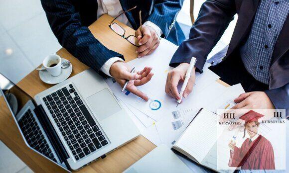 схема анализа эффективности использования финансовых планов