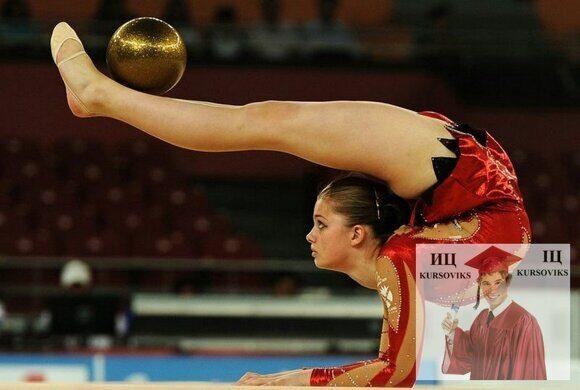 преподавание-гимнастики