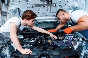 механизмы автомобилей