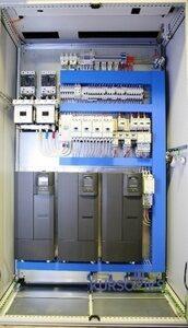 системы управления электроприводами