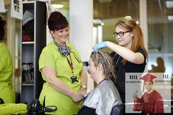 услуги-парикмахера