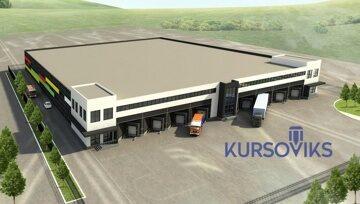 проектирование транспортно-складских комплексов