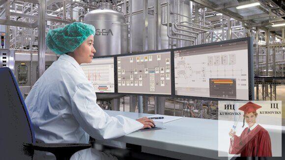этапы обработки информации в системах автоматического управления