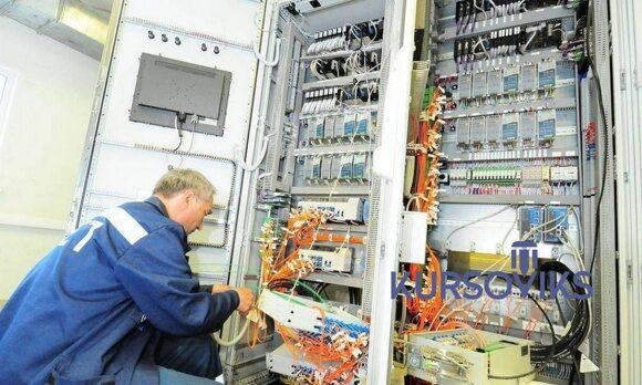 принципы построения электрических схем линий связи и автоматики