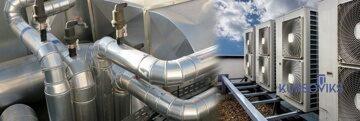 отопление и вентиляция ТГВ (турбогенератор)