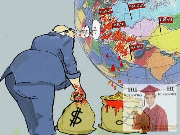 внешнеэкономическая деятельность транснациональных корпораций