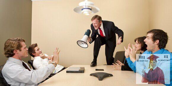 анализ поведения персонала