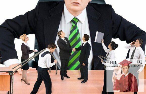поведение работников