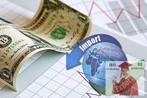 рыночная экономика, формирование ВЭД