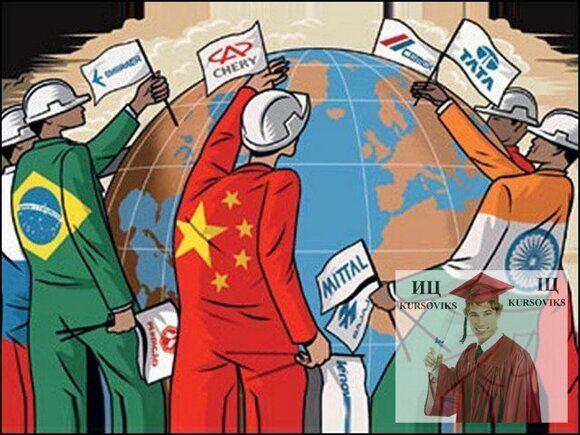 международный бизнес, ТНК