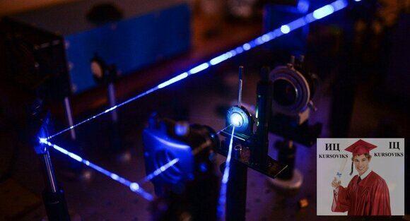 распространение светового луча