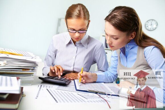 проект организации бухгалтерского учета