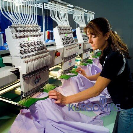 обработка швейных изделий